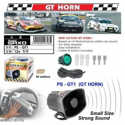 PS-GT1 SAXO GT HORN