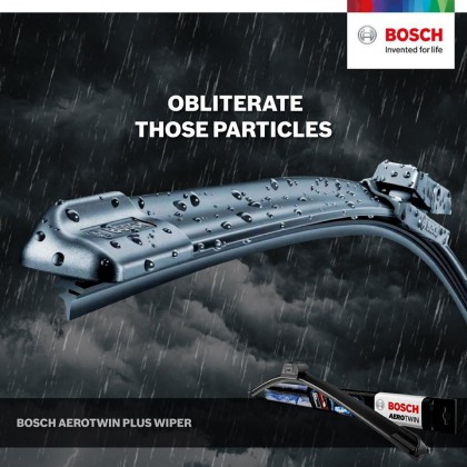 "Bosch Wiper Aerotwin (Multi-Clip) Set for Volkswagen Jetta (Mk6) (24""/19) , year 2011 - 2018"