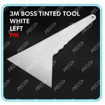 3M BOSS TINTED TOOL (WHITE) - LEFT