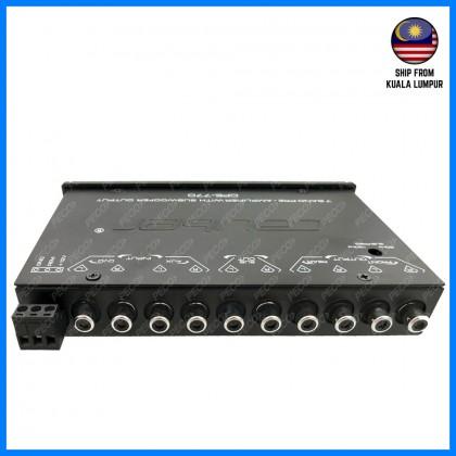 CALIBER CPE-770 7BAND CAR PRE -AMP