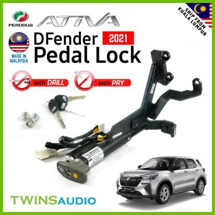 DFender pedal lock for Perodua ATiva AUTO Key Start / Manual Key Start