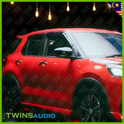 Perodua ATiVA 2021 4-inch Door Visor High Quality / Long-Lasting