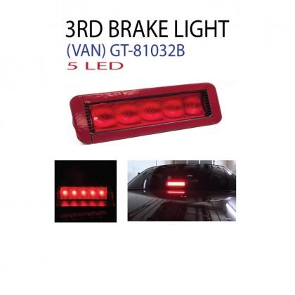 3rd Brake Light GT 81032B 5 LED